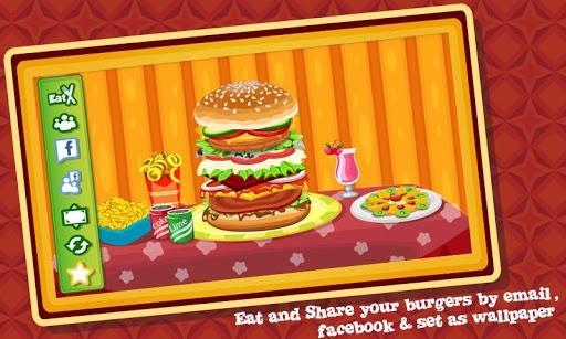 Burger Maker - Imagem 1 do software