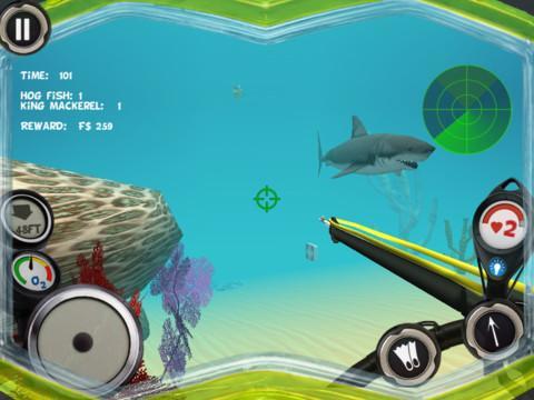 Spearfishing 2 HD - Imagem 1 do software