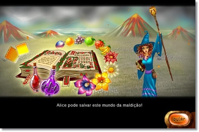 The Enchanting Islands Deluxe - Imagem 2 do software