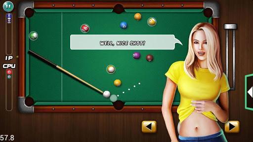 Pocket Billiards - Imagem 1 do software
