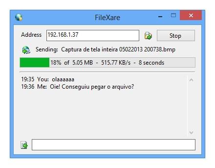 FileXare - Imagem 1 do software