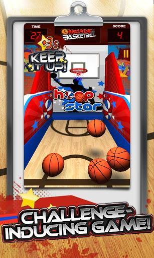Super Arcade Basketball - Imagem 1 do software