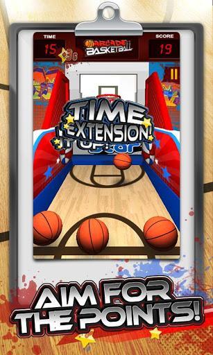Super Arcade Basketball - Imagem 2 do software