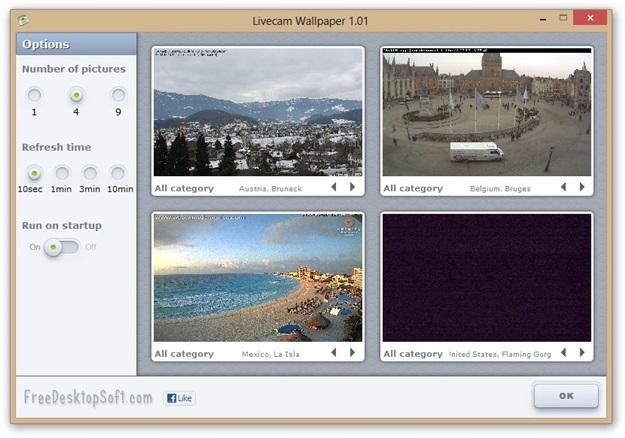 Abrindo imagens na tela