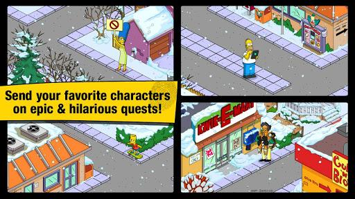 The Simpsons: Tapped Out - Imagem 1 do software