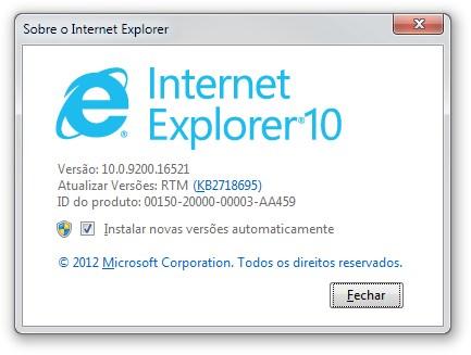Internet Explorer 10 7387726144941