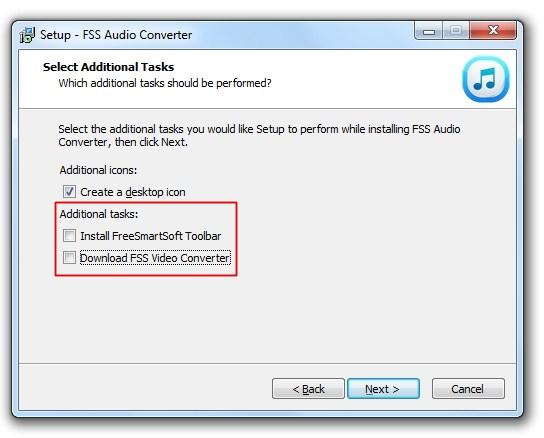 FSS Audio Converter.