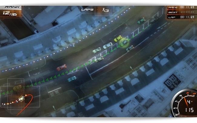 Real World Racing - Imagem 2 do software