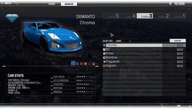 Real World Racing - Imagem 3 do software