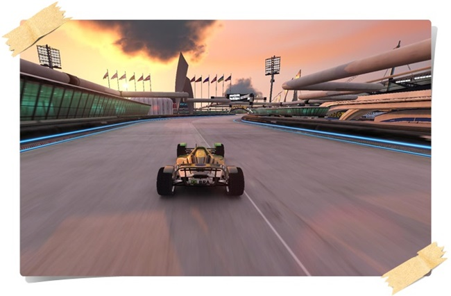 TrackMania² Stadium - Imagem 3 do software