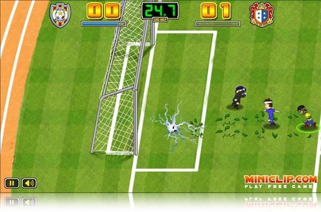 Soccer Stars - Imagem 1 do software