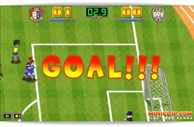 Soccer Stars - Imagem 2 do software