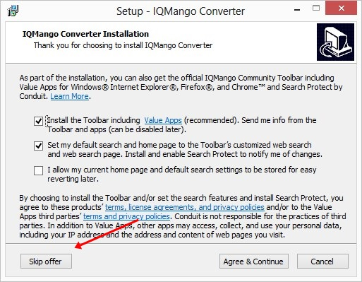 IQmango Video to MP3 Converter