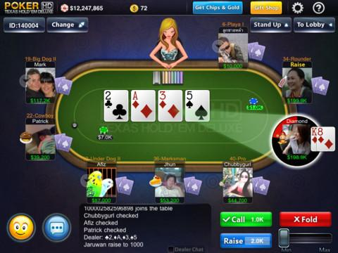 Texas HoldEm Poker Deluxe - Imagem 1 do software