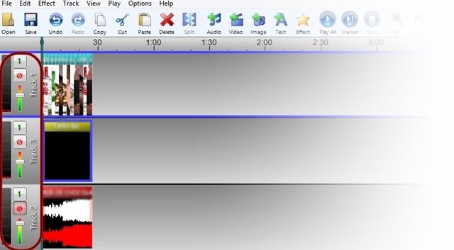VideoMeld - Imagem 1 do software