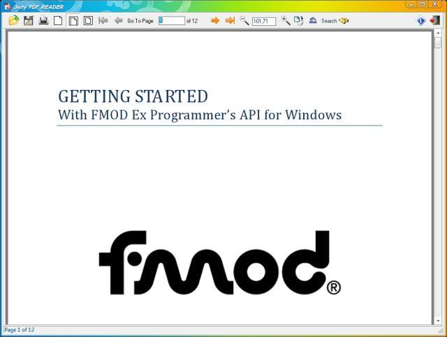 3nity PDF Reader - Imagem 1 do software