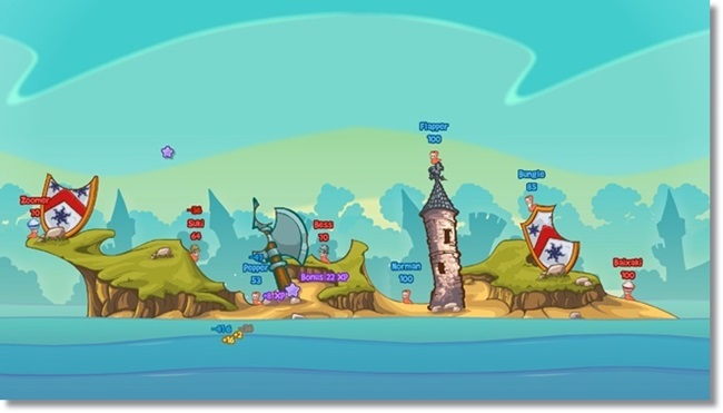 Worms para Facebook - Imagem 2 do software