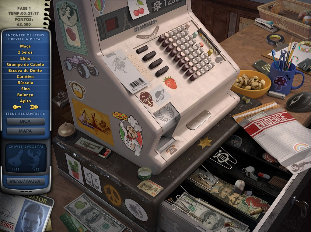 Mystery P.I. - The Curious Case of Counterfeit Cove Deluxe - Imagem 1 do software