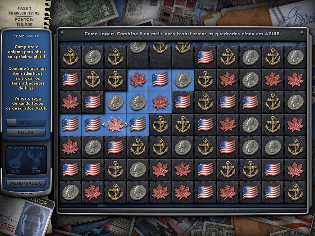 Mystery P.I. - The Curious Case of Counterfeit Cove Deluxe - Imagem 2 do software