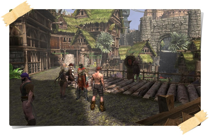 Age of Conan: Unchained - Imagem 5 do software