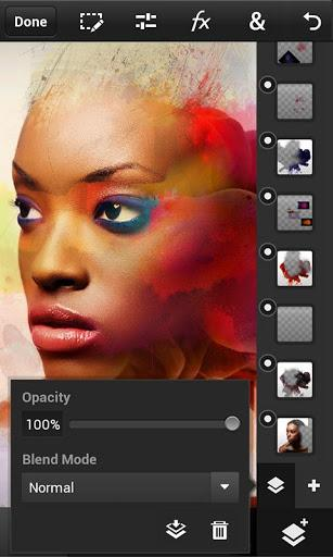 Photoshop Touch for phone - Imagem 1 do software