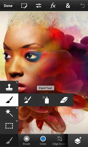 Photoshop Touch for phone - Imagem 2 do software