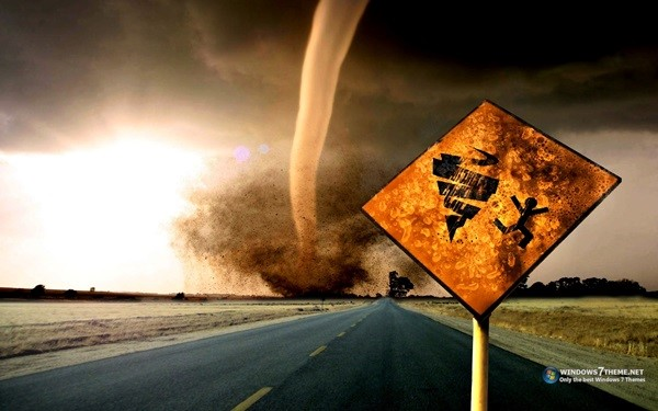 Tornado Windows 7 Theme.