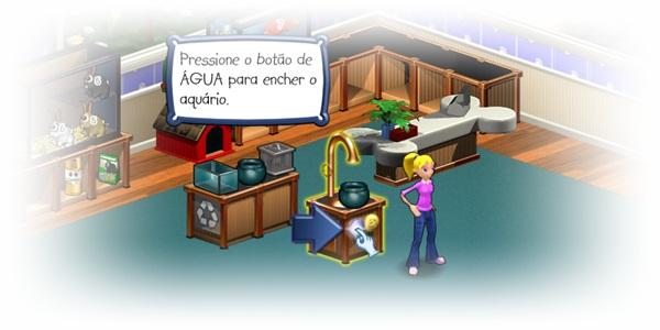 Preparando aquários e viveiros