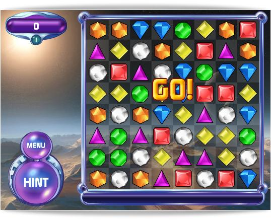 Bejeweled 2 - Imagem 2 do software