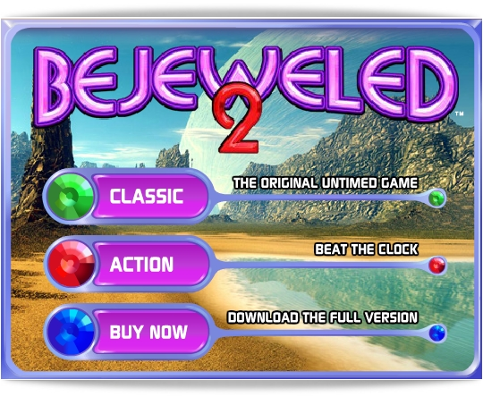 Bejeweled 2 - Imagem 1 do software
