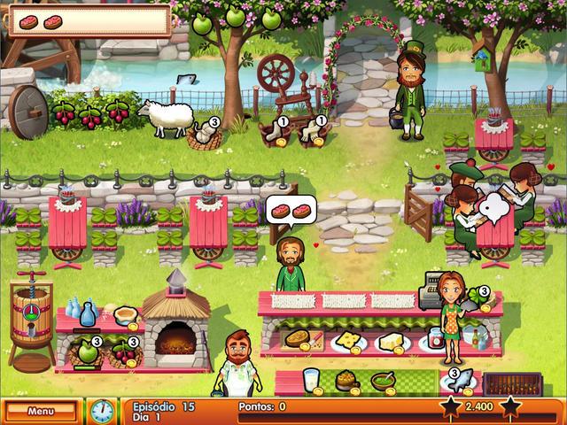 Jogos de gerenciamento de restaurante download