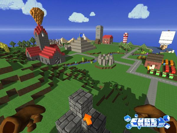 Cubelands - Imagem 1 do software