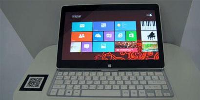 Convertible PC: híbrido de tablet e ultrabook da LG chega ...