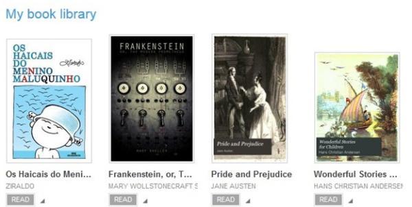 Conheça os livros gratuitos da Play Store
