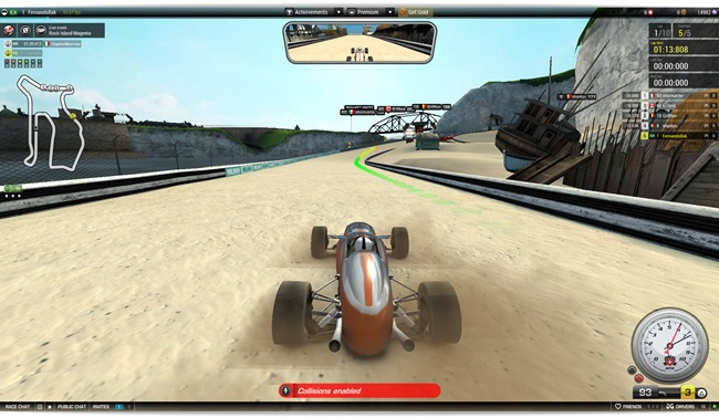 Victory: The Age of Racing - Imagem 3 do software
