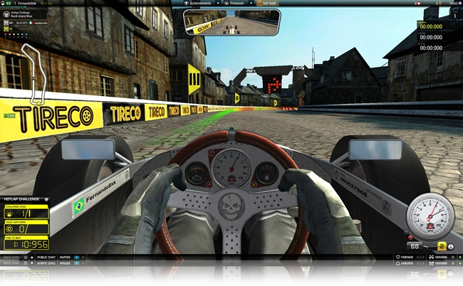 Victory: The Age of Racing - Imagem 2 do software