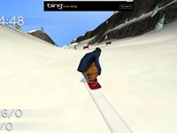 Imagem 2 do Big Mountain Snowboarding DEMO