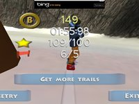 Imagem 3 do Big Mountain Snowboarding DEMO