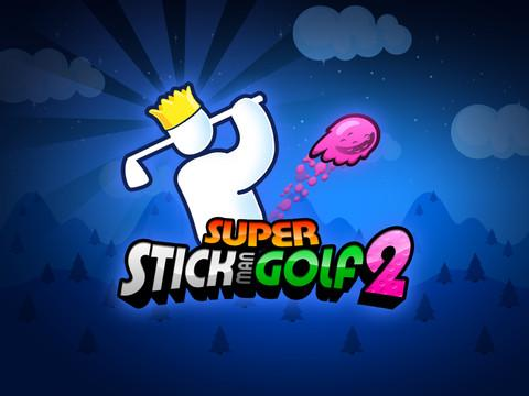 Super Stickman Golf 2 - Imagem 1 do software