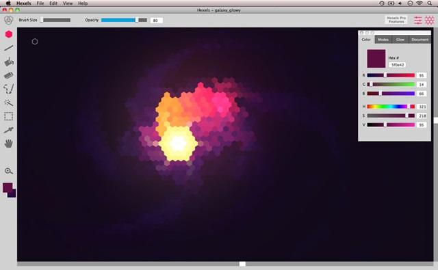 Hexels - Imagem 1 do software