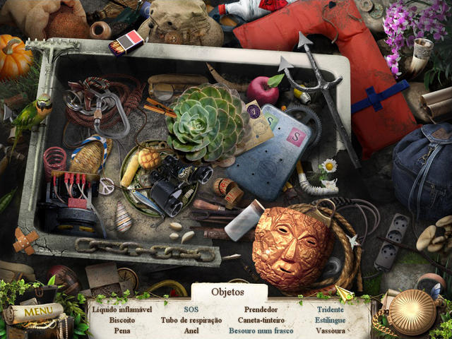 Lost Lagoon 2 – Cursed and Forgotten Deluxe - Imagem 1 do software