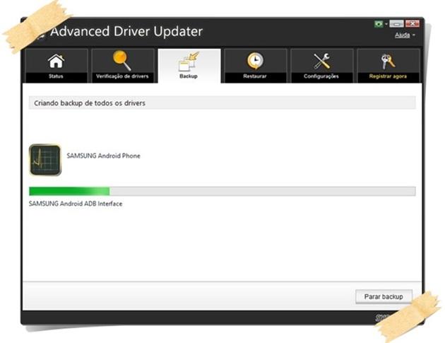 Advanced Driver Updater - Imagem 2 do software