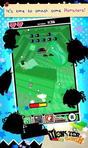 Monster Smash by Basalt Games - Imagem 1 do software