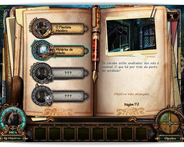 Fabled Legends - O flautista macabro - Imagem 2 do software