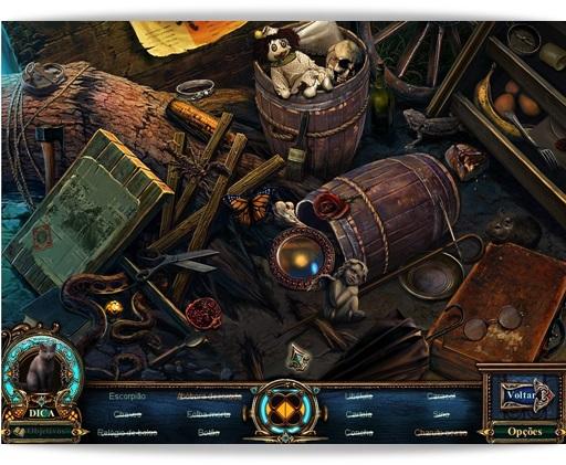 Fabled Legends - O flautista macabro - Imagem 3 do software