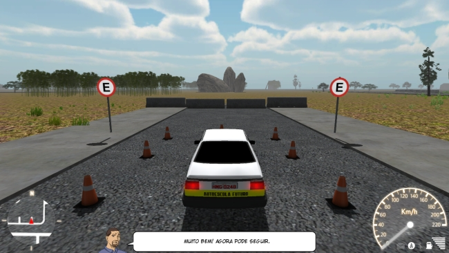 VRUM - Aprendendo sobre o trânsito - Imagem 1 do software