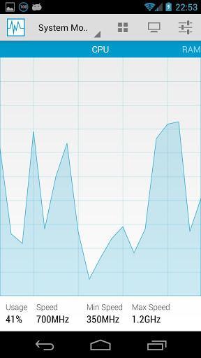 System Monitor Lite - Imagem 1 do software