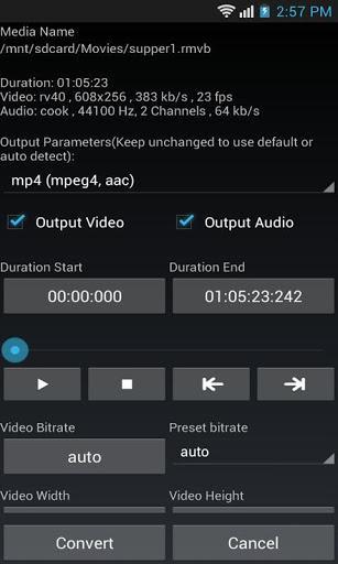 Media Converter - Imagem 1 do software