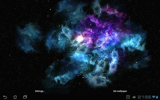 Deep Galaxies HD Free - Imagem 1 do software