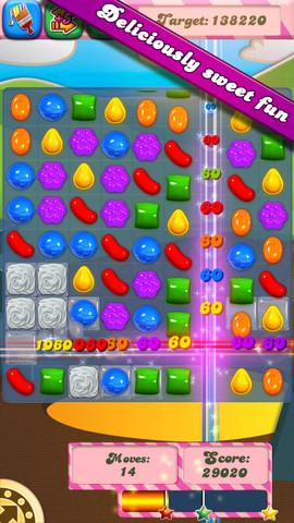 Candy Crush Saga para iPad - Imagem 1 do software
